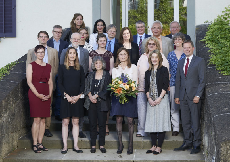 Gruppenbild Anlass Jacobs Foundation